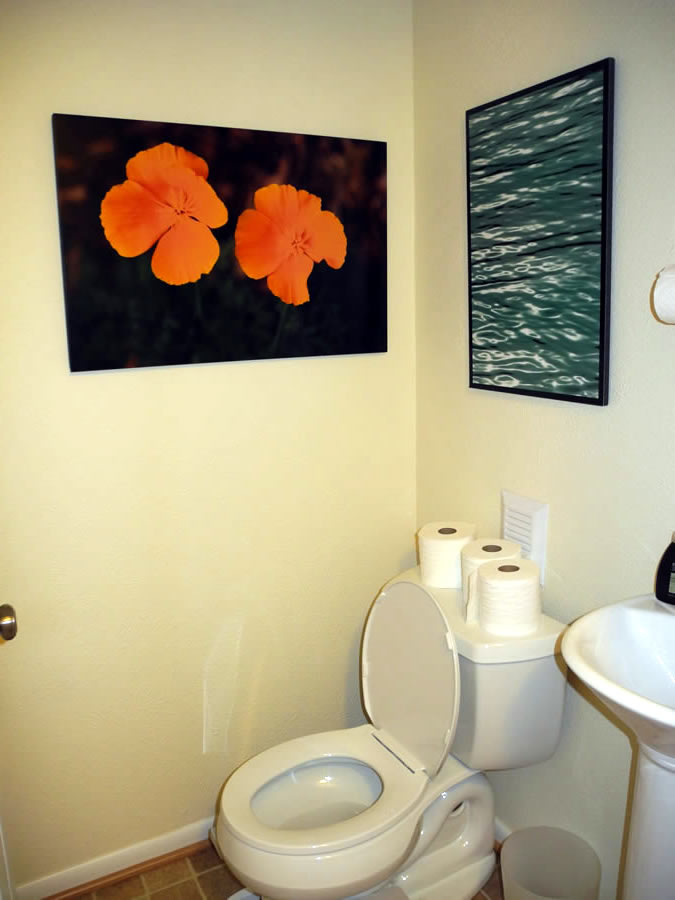 Bathroom at Boulder Colonic Center