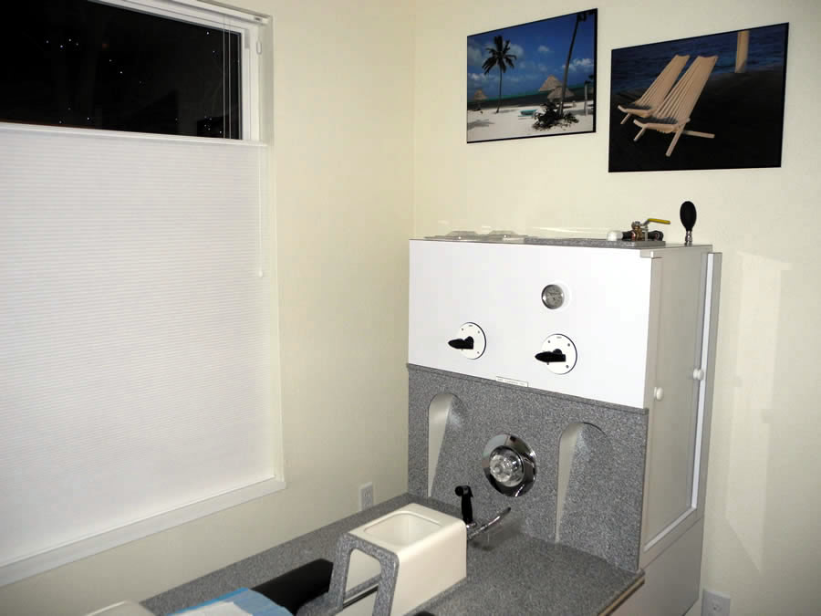 Colonic Room at Boulder Colonic Center