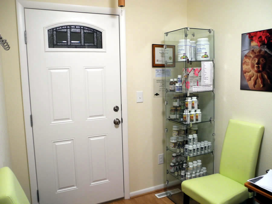 Entrance at Boulder Colonic Center